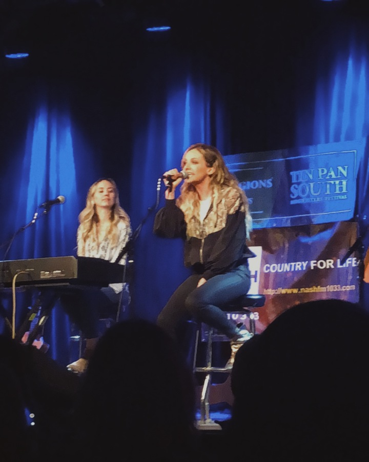 Tin Pan South Night Two: busbee, Ryan Griffin, Emily Shackelton, and CarlyPearce