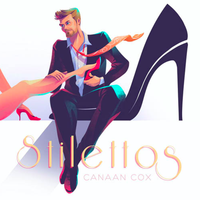 "Canaan Cox drops new EP ""Stilettos"""